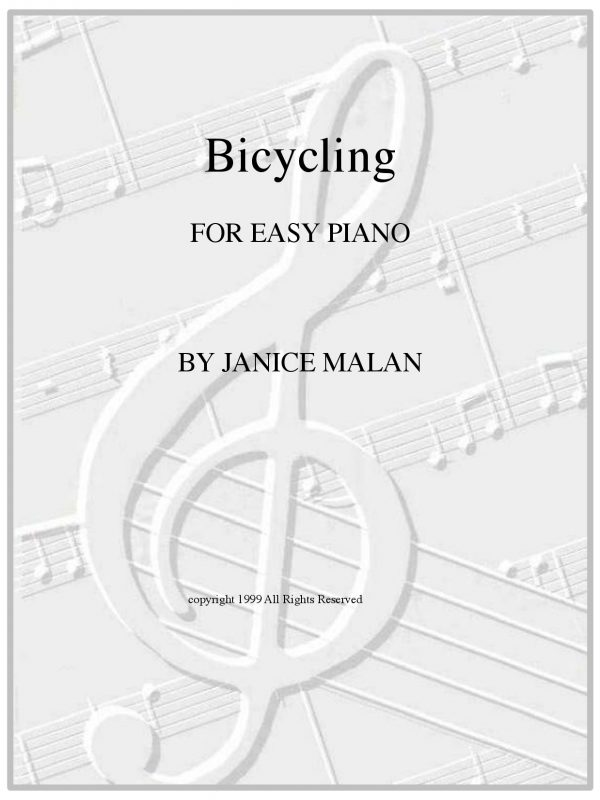 bicycling for piano-1