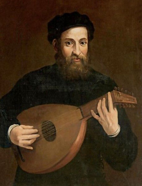 Italian Lute Player