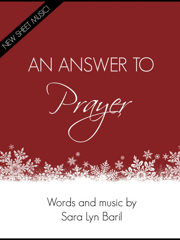 Answer To Prayer SM